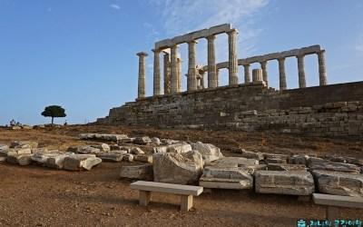 [나홀로 그리스여행 3] 아테네 근교 반나절 여행코스, 수니온 곶!