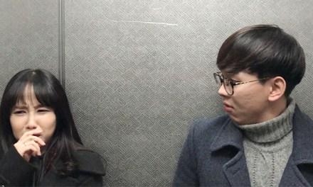 엘리베이터에서 나는 냄새로 오해받았을 때 대처법