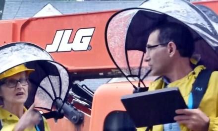 미래의 우산은 어떤 모습일까?