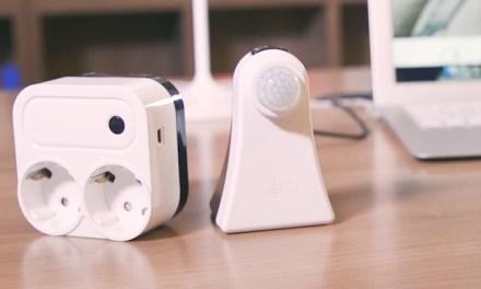 동작을 감지해 자동으로 전원을 끄는 스마트한 멀티탭!?