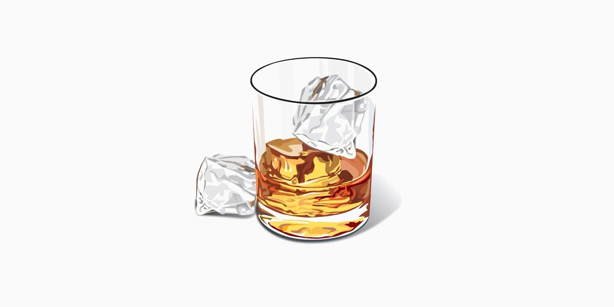 얼음과 음료의 만남의 역사