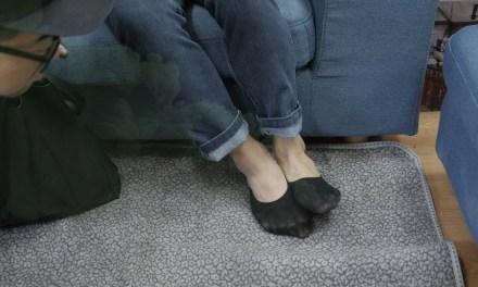 꼬랑꼬랑 발냄새 대처법