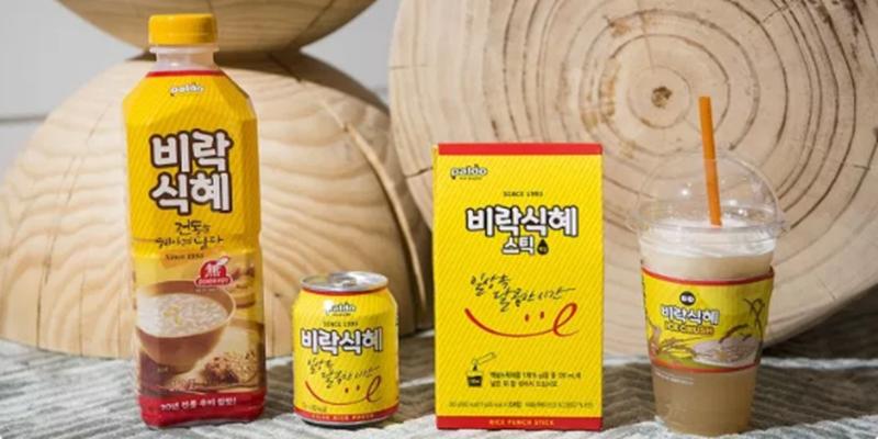 비락식혜 스틱, 나의 동갑내기 삼촌녀석