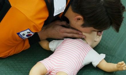 소방관이 알려주는 영아 소아 심폐소생술 교육 동영상