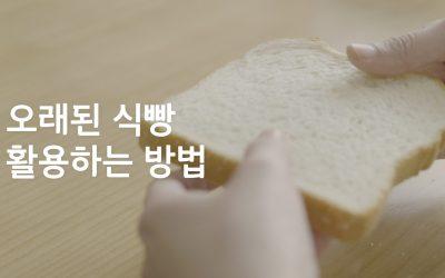 먹는 거 빼고 다 가능, 유통기한 지난 식빵 활용법 5가지 방법