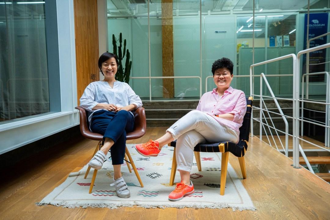 IT 1세대 여성들이 만든, IT인을 위한 '성장 플랫폼' 비사이드