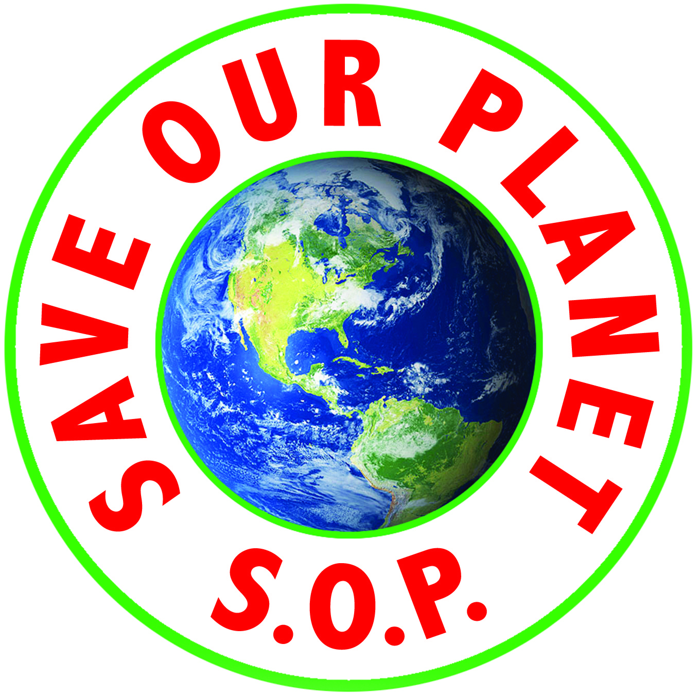 S O P Save Our Planet