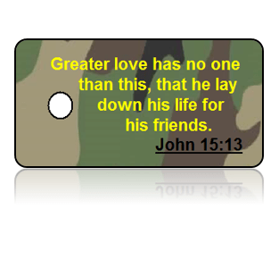 Military Appreciation Camouflage