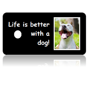 Pet Key Tags, Dog