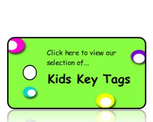 Kids Key Tags