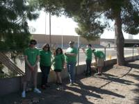SHARE Las Vegas Variety Early Learning Center Spring 2013 Clean up and Repair Day