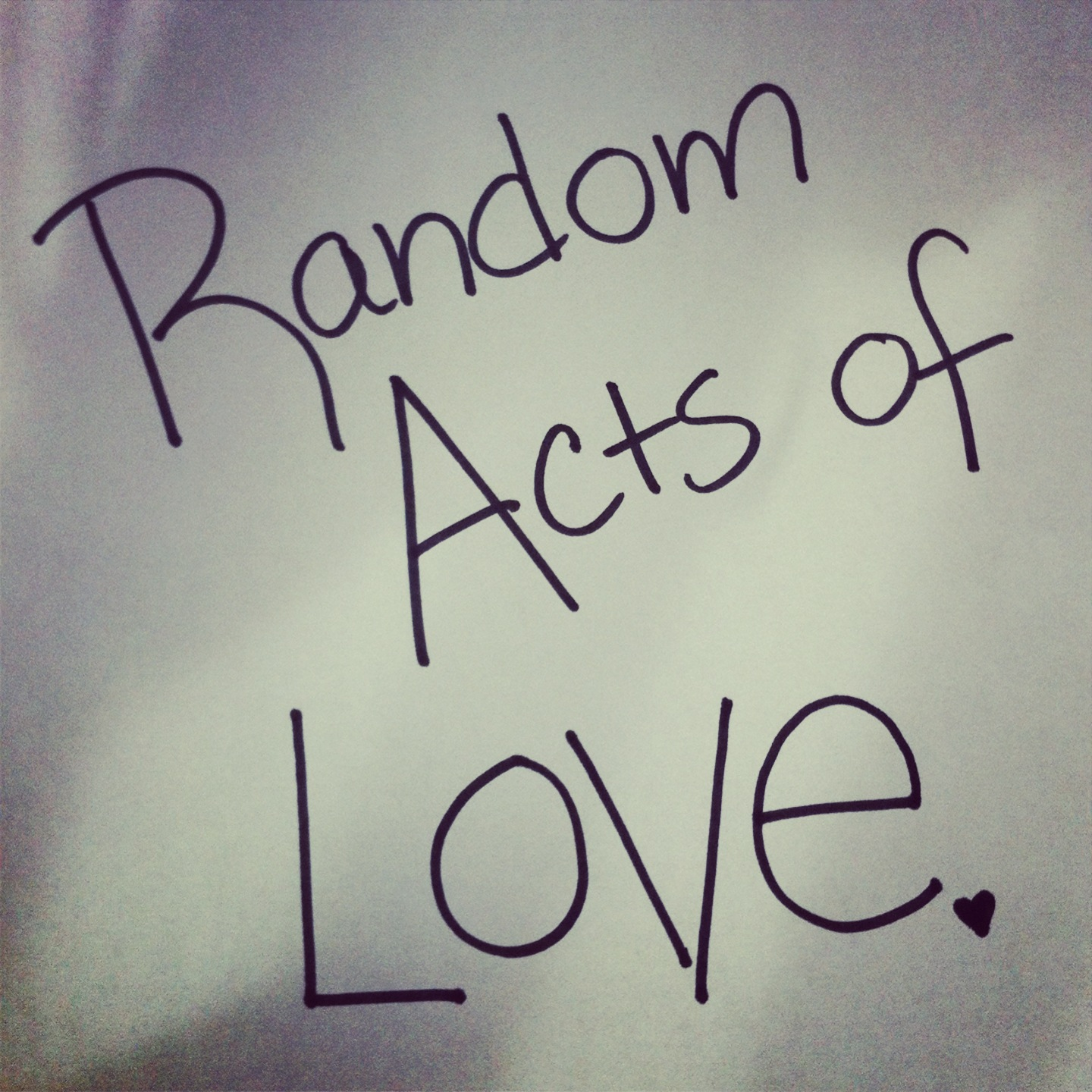 Random Acts Of Love Introduction And Who We Are Random
