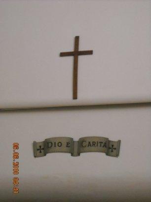 Sign at Church