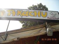 Pikachu Cafe