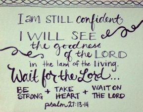 Day 7: 31 Days of Courage