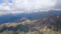 View to Aneto from Castejon