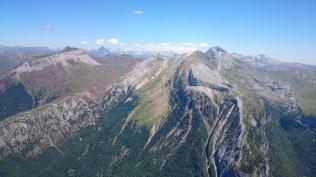 Distant Pic du Midi d'Ossau
