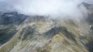 Thermalling above Gruben