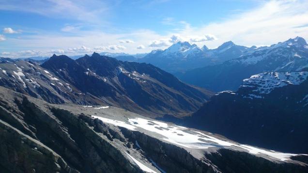 Indecision at Headlong peak