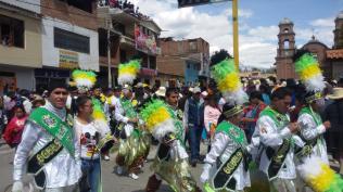 Festival in Carhuaz
