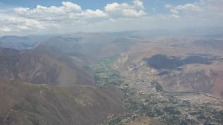 Urubamba in the Sacred valley