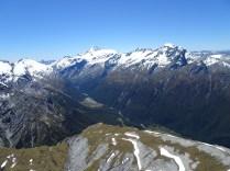 Mt Aspiring and the West Matukituki