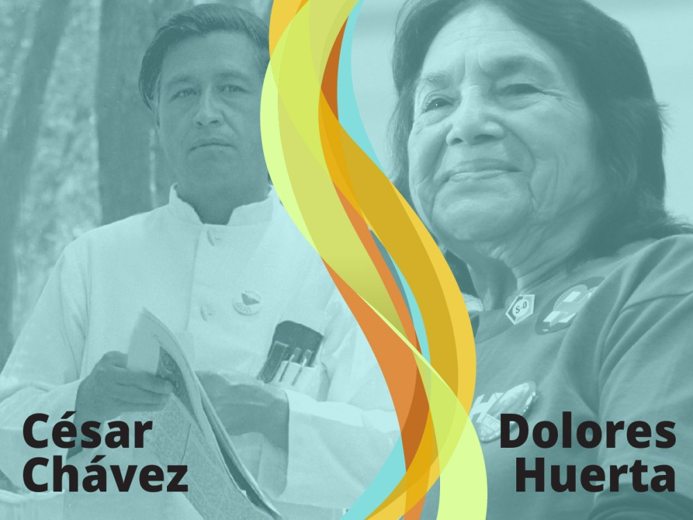 medium resolution of Rights of Farm Workers: Labor Leaders César Chávez and Dolores Huerta   SML