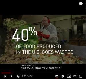 video food waste