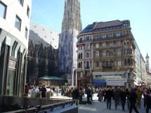 Stephansplatz Vienna