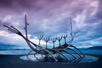 The Sun Voyager - Reykjavik