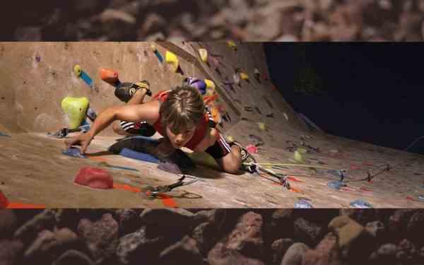 Aiguille Rock Climbing Center