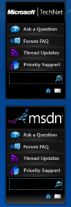 MSDN and TechNet Forum Assistants