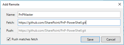SharePoint - PnP - Github - This branch is 245 commits behind SharePoint:master. 14