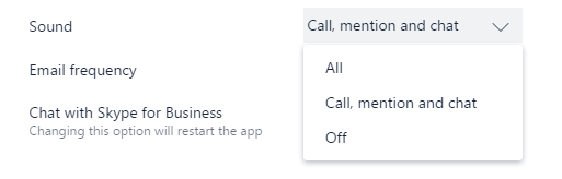 All 13 Notifications settings in Microsoft Teams 4