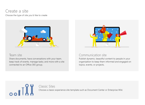 Office 365 - SharePoint Admin Center is changing 4