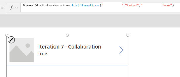 Microsoft Teams - Integration with Visual Studio Team Services using PowerApps. 14