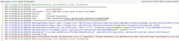 Azure Powershell - Install PnP PowerShell using InlineScript within a release definition in VSTS 4