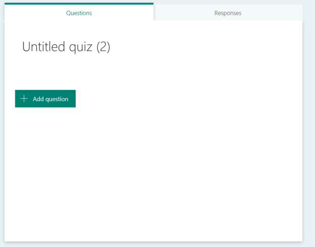 Microsoft Forms - Quizzes the full starters guide, create a quiz 2