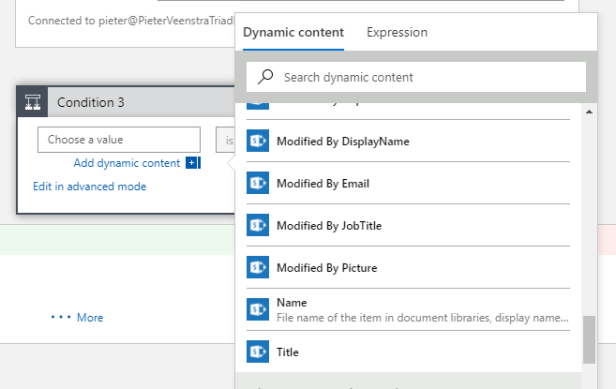 How to migrate from SharePoint Designer to Flow or Azure Logic Apps 11