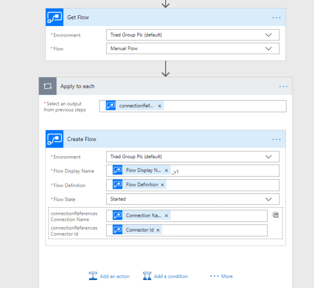 Create multiple versions of a flow in Power Automate 3