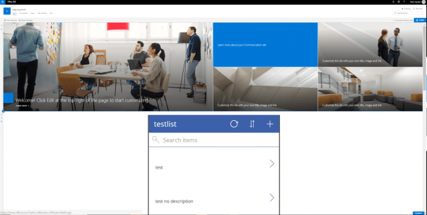 Where should you use your PowerApps? Microsoft 365, Microsoft Power Apps, Microsoft SharePoint Online, Microsoft Teams
