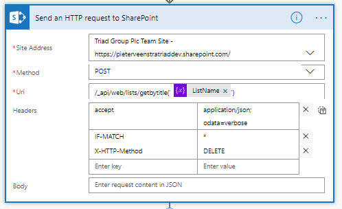 SharePoint / Microsoft Flow – Maintain List details for no-code developers 7