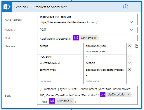 SharePoint / Microsoft Flow – Maintain List details for no-code developers 6