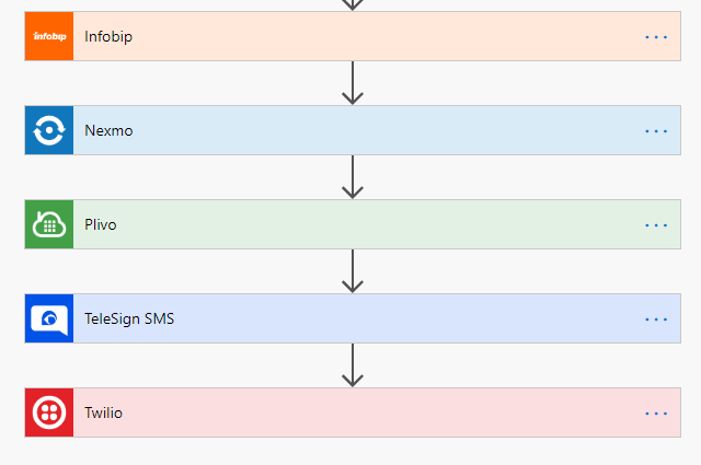 Send an SMS from a Flow in Power Automate