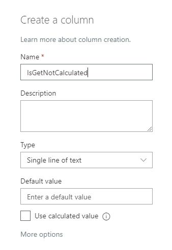 Create normal field