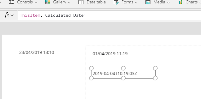 Calculated fields in SharePoint