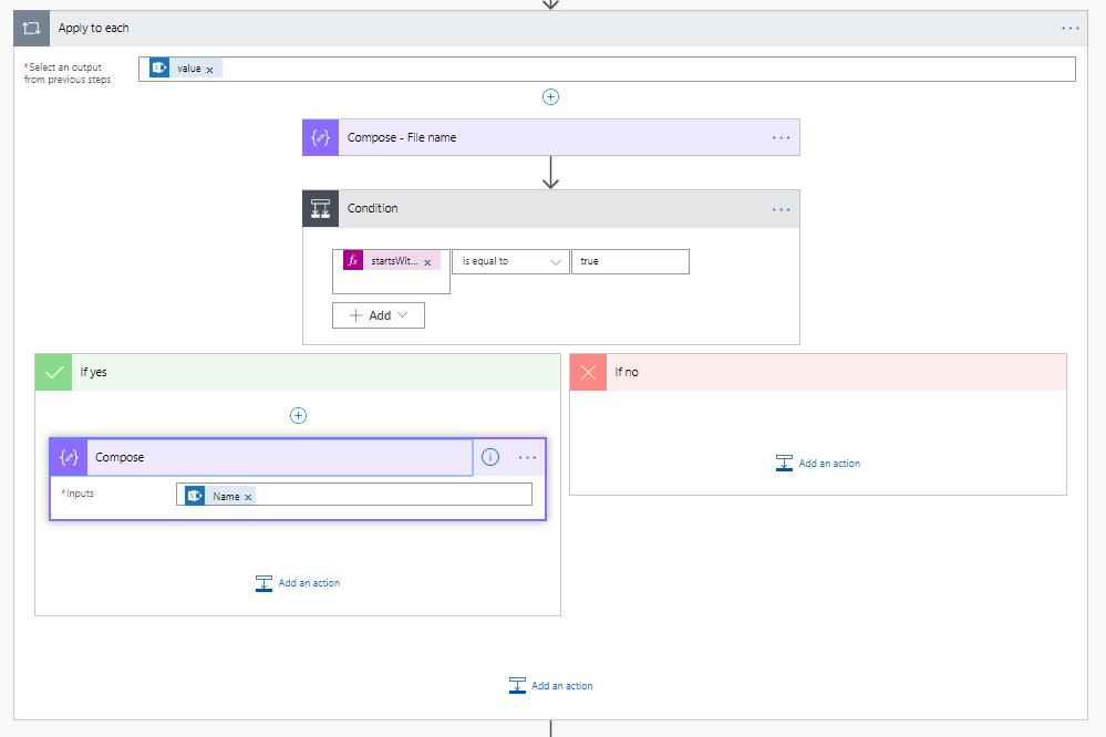 Filter array