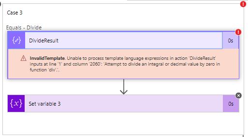Error Handling with Function Libraries in Flow