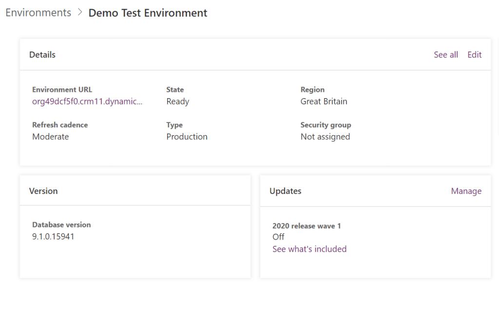 Power Platform updates? Easy with Update Now! 6