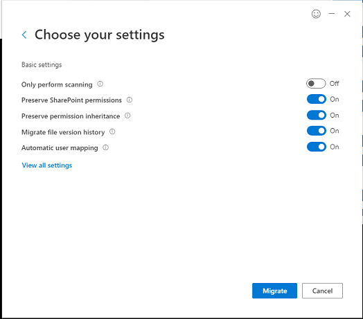 SharePoint Migration Tool, Wow! 8